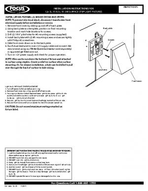 12v Install SL-35