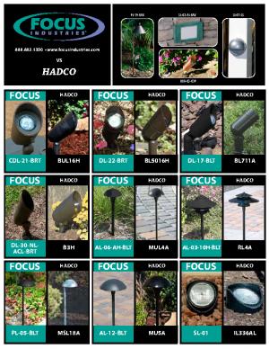 Focus vs HADCO