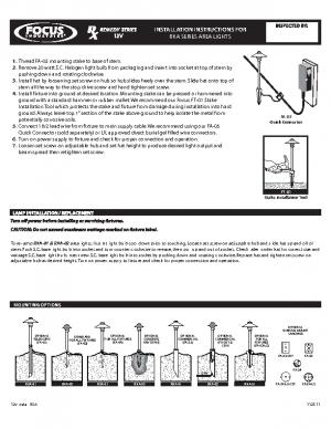 12v Install RXA Series