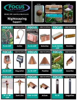 Focus vs Nightscaping