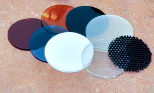 Colored-Lens