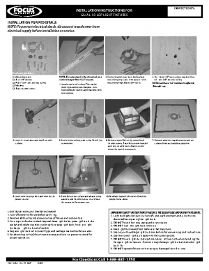 12v Install AL-10-LGP