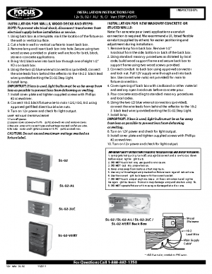 12v Install SL-02
