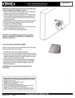 12v Install SL-18