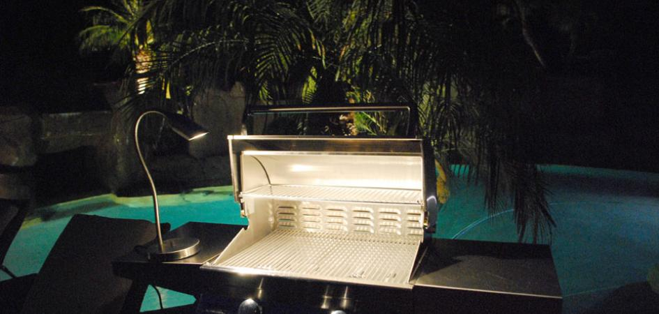 Gallery Outdoor Kitchen Lighting