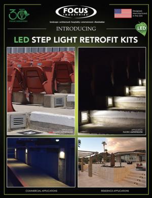 Steplight Retrofit Kit