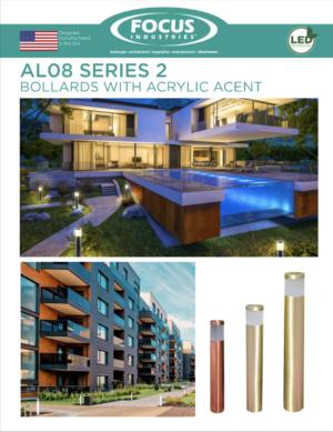 AL08S2 Series Bollards