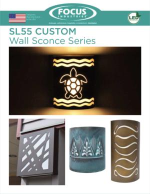 SL55 Wall Sconce Brochure