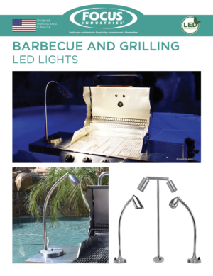 BBQ & Grill LED Brochure