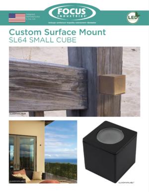 SL64SM Small Cube Brochure