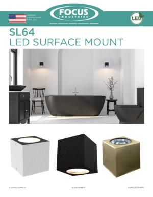 SL64 Cube Surface Mount