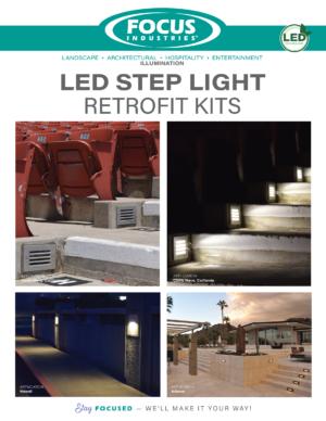 Steplight Retrofit Kit Brochure